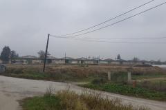 Campo militarizado de Vasilika. Vista exterior I