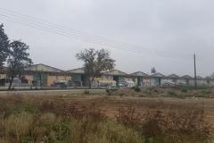 Campo militarizado de Vasilika. Vista exterior II