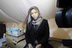 Linda. Refugiada Siria