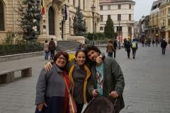 Paseando por Bucarest