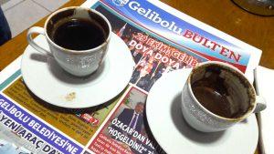 Primer café turco