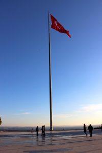 Monumento caídos turcos